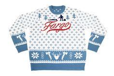 Fargo knit sweater! Ugly Sweater