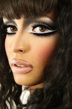 Drag makeup ideas