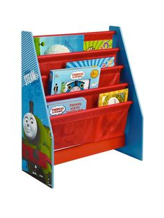 Thomas The Tank Engine Sling Bookcase