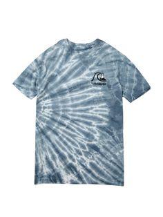 Bubble Logo Tie Dye Tshirt