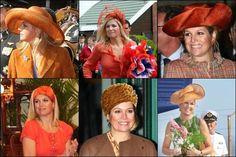 Hoeden koningin Máxima | ModekoninginMaxima.nl