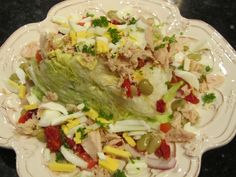 Posts about Wedge Salad written by Tamara Leigh: The Kitchen Novelist Wedge Salad, Nicoise Salad, Shelf Life, Entrees, Taste Recipe, Cabbage, Salads, Long Shelf, Wedges