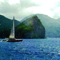 Soufriere St. Lucia- my honeymoon & the best day of my life