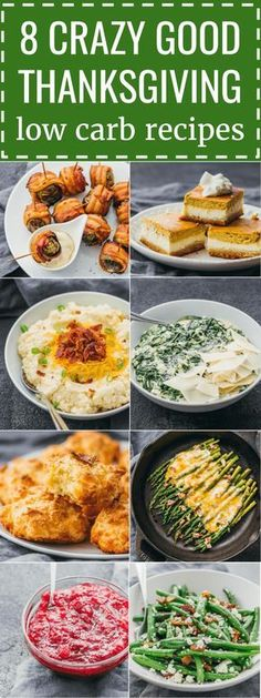 Best low carb & keto recipes for your Thanksgiving holiday menu, including appetizers, sides, desserts, and more. keto / low carb / diet / atkins / induction / meal / recipes / easy / dinner / lunch / food / party / healthy / gluten free / paleo / ideas / dishes / treats / kids / snacks / green beans / vegetables / family / potluck #thanksgiving #lowcarb #keto via @savory_tooth