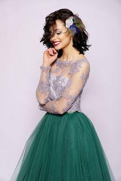 Fascinator - its fun to be youself Fascinators, Tulle, Formal, Skirts, Dresses, Fashion, Preppy, Vestidos, Moda