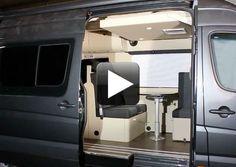 DOMO ReiseVan GmbH ist spezialisiert auf den Ausbau und Umbau von Kleintransportern - Domo Reisevan GmbH