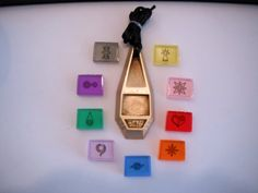 Digimon Tags and Crests by ChinookCrafts.deviantart.com on @DeviantArt