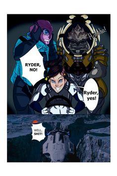 Nightmare - Ryder Driving by AeonSylver.deviantart.com on @DeviantArt