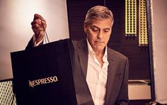 It has been over ten years since George Clooney first partnered with Nespresso, and today sees the release of their latest collaboration
