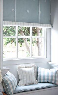 45 best children's room decoration creative design – Page 10 – Kornelia Nowak Decor, Soft Furnishings, House, Interior, Blue Rooms, Home, Interior Design, Furnishings, Window Seat