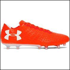 d9853bbc656 Under Armour Clutchfit Force 3.0 FG (Neon Coral White) Soccer Cleats
