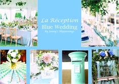 """Si votre thème est la #mer , #plage , #été , le #bleu  #clair est la couleur indispensable ! Personnellement le #bleu #clair me donne déjà l'impression d'être en #vacances ! Pas vous ? J'avoue que je ne peux plus penser #bleu sans me dire """"Le bleu du ciel n'est pas le bleu de la mer..."""" Vous reconnaissez ? ;-) Le #Bleu est la couleur parfaite pour un thème sur #Vaiana :D Cette épingle est consacrée à la Réception. Wedding Event Planner, Dire, Impression, Blue Wedding, Style Me, Table Decorations, Shit Happens, Inspiration, Home Decor"""