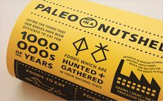 Paleo bars makers