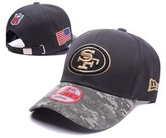 Men s   Women s San Francisco New Era NFL On-Fields Digital Camo Visor  Adjustable Baseball Hat - Black   Gold aff384ea2