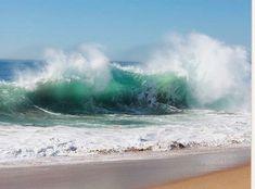 Waves Photography, Landscape Photography, Nature Photography, Ocean Art, Ocean Waves, Seascape Paintings, Landscape Paintings, Ocean Pictures, Surfing Pictures