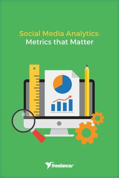 Social Media Analytics: Metrics that Matter  #contentmarketing #brandmarketing #branding #smallbusiness #entrepreneurship #startup #marketing #socialmedia #socialmediamarketing #facebook #facebookmarketing #freelancer #freelancing #twitter #twittermarketing #socialmediaanalytics