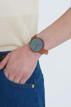 Uniform Wares Watch.  So what if they're intended for guys?