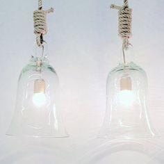 handmade lamps from Barefoot Living