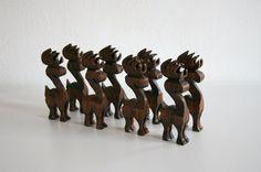 Folksy Reindeer