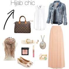 A traveling outfit✈️🌃❣🇮🇶 Long Skirt Fashion, Modest Fashion, Fashion Outfits, Islamic Fashion, Muslim Fashion, Maxi Skirt Outfits, Maxi Skirts, Best Casual Dresses, Street Hijab Fashion