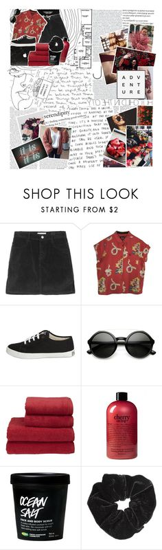 """""""color"""" by chicken4ever ❤ liked on Polyvore featuring Libertine, GET LOST, CASSETTE, Fred Perry, Ethletic, ZeroUV, Christy, philosophy and Miss Selfridge"""