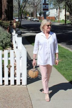 Look of the Week: Soft and Feminine