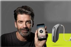 Aparelho auditivo ligado à internet permite ouvir celular e tv