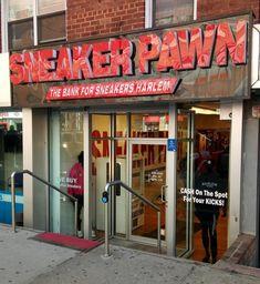 Où acheter des Sneakers et des Converse à New York?