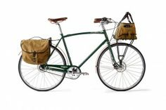 Shinola for Filson 3-Speed Bixby Bike