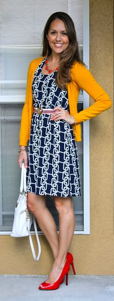 Adding some color to your wardrobe for spring