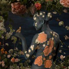Emma Hack, 'Midnight Secret Garden,' , The Cat Street Gallery