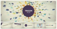 After Effects Project Files - Trigon Plus | VideoHive