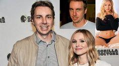 Love is Blind Celebrities (3 of 37): Kristen Bell and Dax Shepard