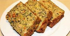 The culinary corner: Salmon & Vegetable Loaf (Quick & Easy Meals) Veggie Recipes, Fish Recipes, Vegetarian Recipes, Cooking Recipes, Healthy Recipes, Romanian Food, Romanian Recipes, Healthy Comfort Food, Breads