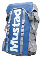 Mustad zipless sea fishing rucksack