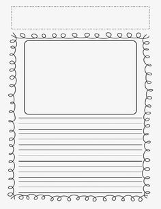 First Grade Smiles: Setting up your Writing Center and a Sale Letter Tracing Worksheets, Writing Worksheets, Printable Worksheets, Writing Activities, Kindergarten Writing, Kindergarten Worksheets, Literacy, Tools For Teaching, Teaching Kids