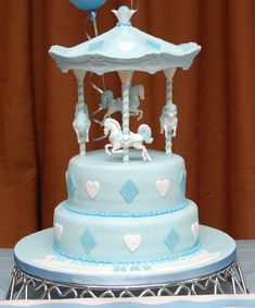 carousel, cakes - Google Search