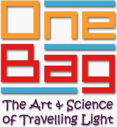 One Bag - The Art and Science of Travelling Light