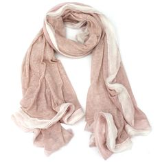 8cb1389d3f5d5 Pink Oversized Scarf with Double Trim around Border Oversized Scarf, Shawls  And Wraps, Silk. La Fiorentina
