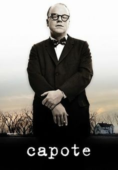 Philip Seymour Hoffman as Truman Capote (2005), a role for which he received the Academy Award.