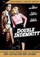 Double Indemnity (USA 1944, Dir. Billy Wilder)  Walter Neff is a smooth-talking insurance salesman who meets the very attractive Phyllis Dietrichson when he calls to renew her husband's automobile policy. The couple are immediately drawn to each other and have an affair. They scheme together to murder Phyllis' husband for life insurance money with a double indemnity clause. Unfortunately, all does not go as planned. Barton Keyes is the wily insurance investigator who must sort things out.