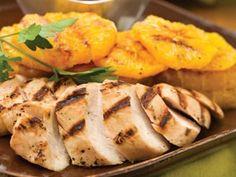 Diabetic Grilled Turkey