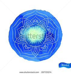 Lotus Mandala Stock Photos, Images, & Pictures | Shutterstock