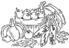 Your Kids Will Love This Huge List of Autumn and Fall Coloring Pages: Preschool Coloring Book Fall Coloring Pages
