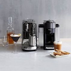 11 Wedding Registry Items for Classic Couples   If you're all about the coffee, a simple coffee maker may not fulfill your needs. Skip the daily Starbucks habit with an all-in-one espresso machine - a quality option like this one can save you lots of time and money in the long run.