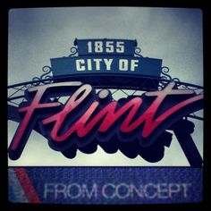 Iconic photographs of Flint, Michigan. So you think Flint is a place with dirty streets and a high crime rate? It used to be a clean and truly lovely city....and even today it has very iconic buildings and features. Look at these photos to alter your initial feelings about Flint.