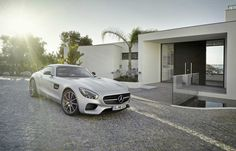 Official: Mercedes-AMG GT and GT S