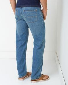 Coastal Island Standard Fit Jeans