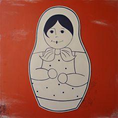 Matryoshka by Mary Sauceda