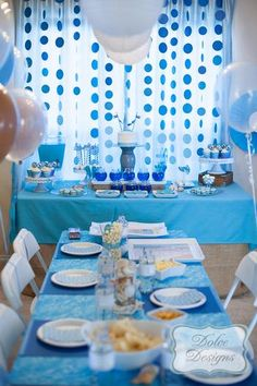 Hostess with the Mostess® - Under The Sea Birthday